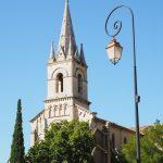 Kirche in Südfrankreich