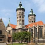 Der Naumburger Dom in Leipzig