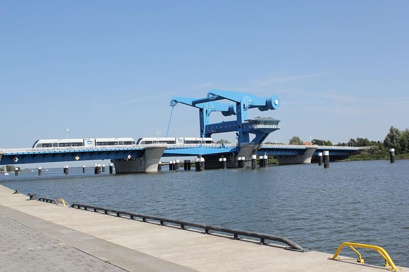 Die Wolgaster Brücke