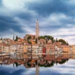Skyline von Kroatien