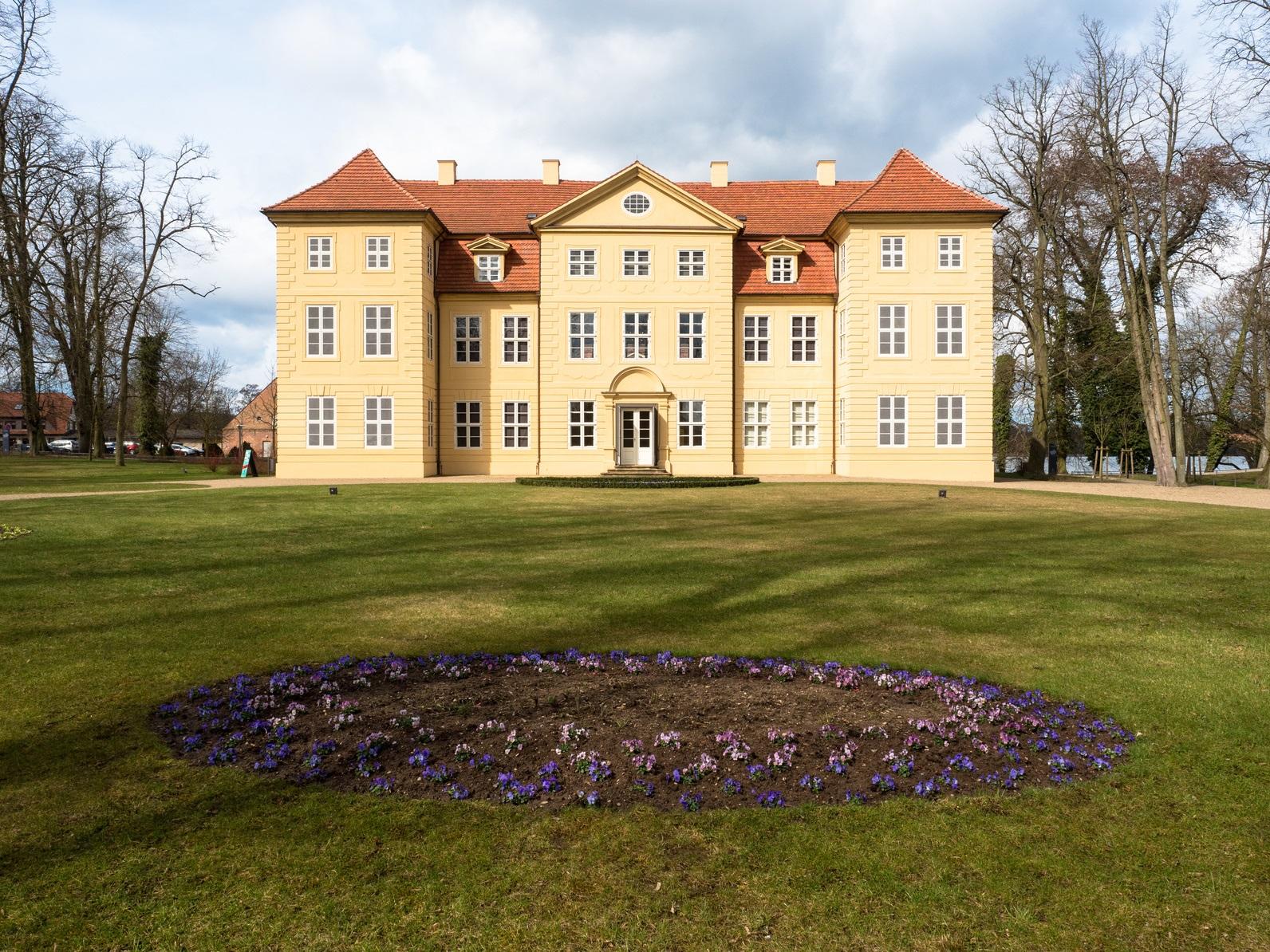 Schlossinsel Mirow