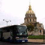 Buss UBB in Paris