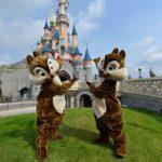 Chip und Chap Schloss Disneyland