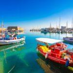 Heraklion Hafen Kreta