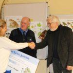 Spendenübergabe Zooschule Wolgast