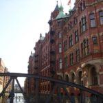 Wandbreiter-Brücke Hamburg ©UBB-Archiv