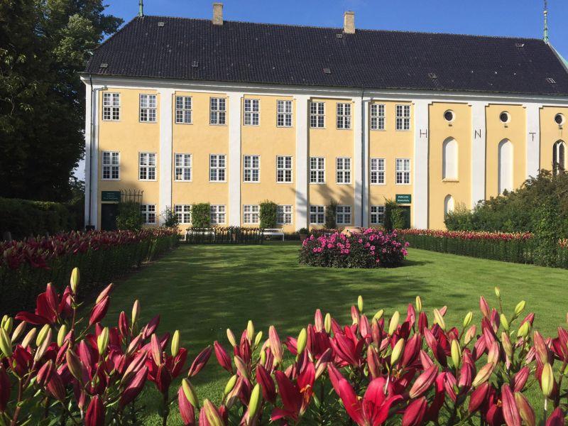 Tulpenausstellung Schloss