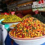 Markt-Marokko