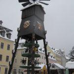 Winterbild Erzbebirge