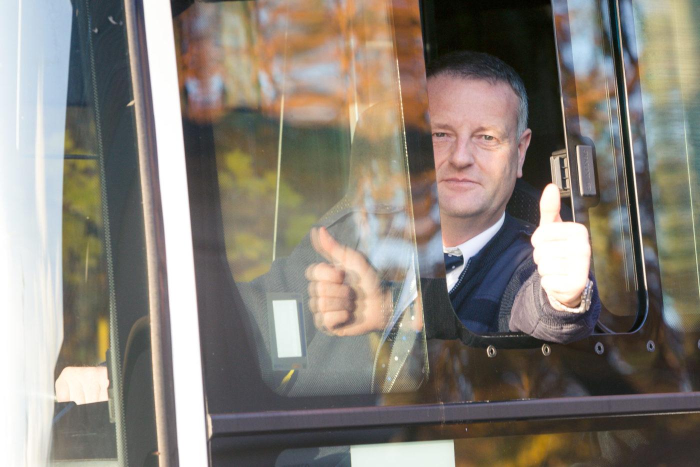 Busfahrer UBB